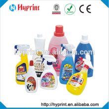 Custom In mold label for detergent, Non-toxic
