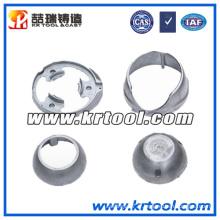 La haute précision professionnelle moulage mécanique sous pression en alliage d'aluminium cnc fabricant de boîtiers d'appareil photo