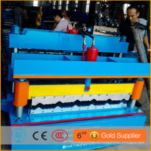JCX 760 glazed tile roof roll forming machine