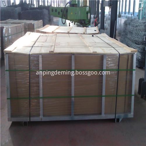 welded fence panel pakage