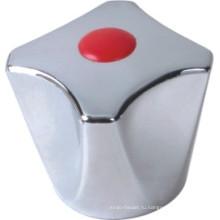 Смеситель ручки из пластика ABS с отделкой Крома (дя-3002)