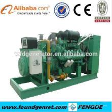 Générateur de turbine à gaz du principal TBK série 1200KW de fournisseur à vendre