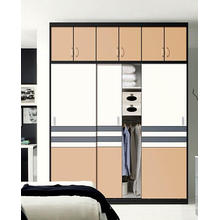 Wooden Slding Door Wardrobe Furniture (factory price directly)