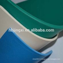 feuille de revêtement de sol en PVC souple