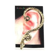 2013 серьги ювелирные изделия индивидуальный Vintage сплав уха клип EC11