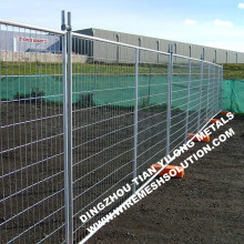 Anping export all kinds of temporary fence