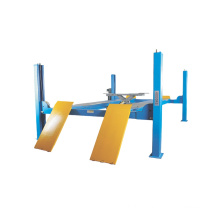 2021 best quality stable operations 4 post car lift machine with second lift fuction for sale
