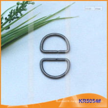 Inner size 20mm Metal Buckles, Metal regulator,Metal D-Ring KR5054