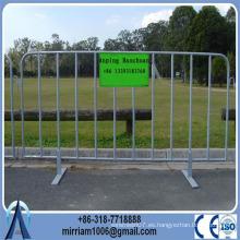 Barreras de control de multitudes / barreras para peatones (precio de fábrica)