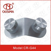Stainless Steel Glass Clip Used for Shower Room