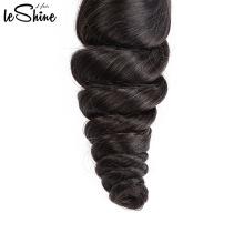 Venda al por mayor el grado barato barato 8A de la onda floja del vendedor de la extensión del pelo humano de la venta al por mayor 100
