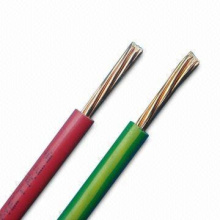 12 AWG кабель изолированный медный провод ТВТ и thw провода
