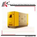 Дешевые генератор 3 фазы 380В/220В 90kva дизельный мобильный генератор портативный генератор цена Гана