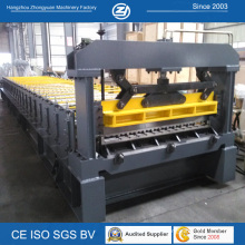 ISO Standard Roof Roll Forming Machine