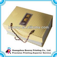 2014 neueste Mode Schokolade Verpackung Box, Luxus Karton Geschenkbox
