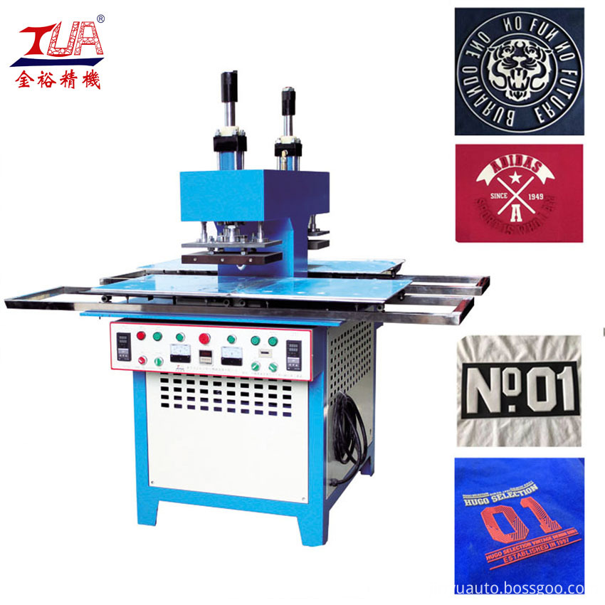 Jeans Embossing Machine