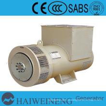 10kw 10kva 15kva 25kva 100kva 200kva 250kva 500kva 220v 50Hz AC Alternador de salida trifásica simple, generador sin motor
