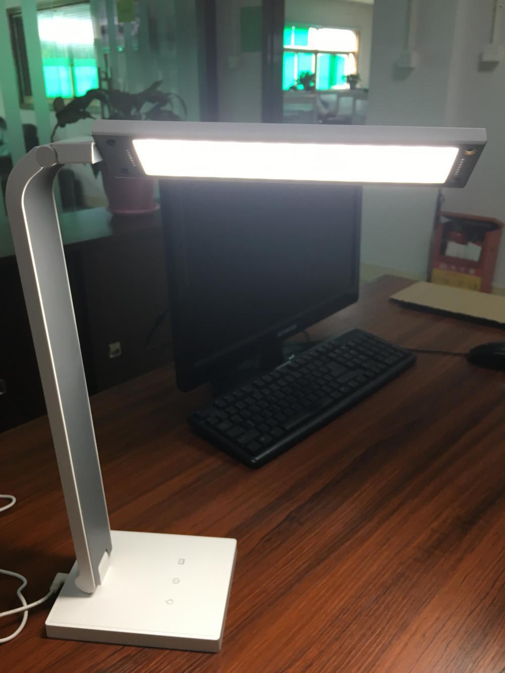 Lâmpada de mesa para casa Iluminação moderna Luz de mesa LED