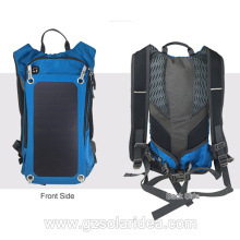 Camping Amazon Hot Sell Solar Charger Backpack