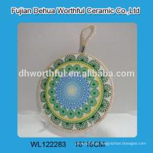 Tapis en céramique à chaud, porte-pot en céramique avec motif spécial