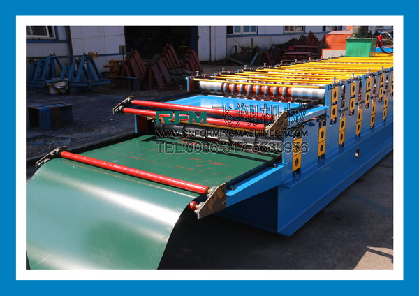 Roofing Profile Sheet Machine