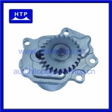 Las piezas del motor diesel ahorran la bomba de aceite del engranaje de la bomba de aceite del engranaje para Nissan TD25 27T