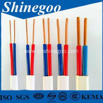 PVC insulated wire and cable