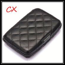 Slim PU Leather Waterproof RFID Blocking Credit Card Holder Wallet for Women