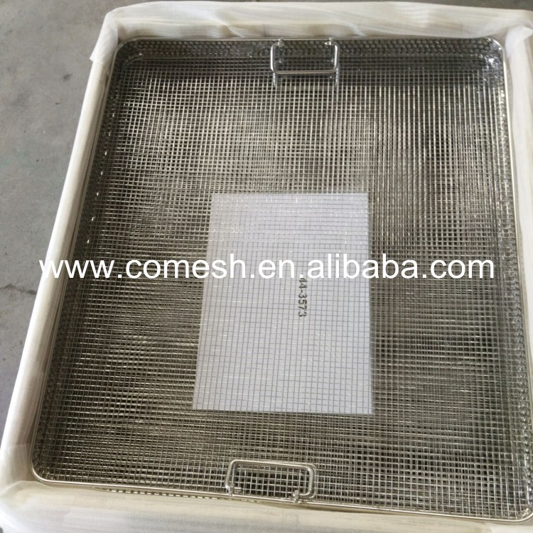Durable Wire Mesh Tray
