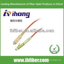 LC-SC Multimode Fiber Optic Patch Cord fabricant avec haute qualité