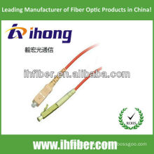 LC-SC Multimode Fiber Optic Patch Cord manufacturer with high quality