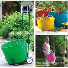 plastic farm tub/PE farm tub