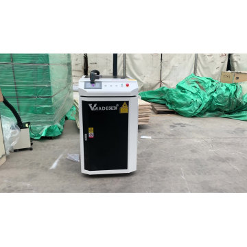 Fiber Laser Cleaning Machine For Remove Rust