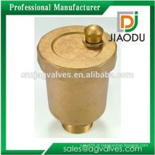 Válvula de ventilação automática de latão JD-4306