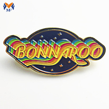 Custom Logo metalen badge reversspeldjes maker