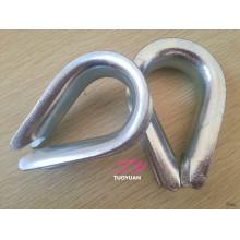 Dedal da corda de fio do dedal de DIN6899b