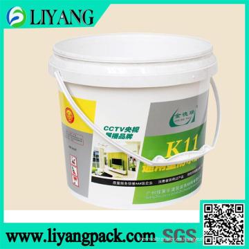 Película de transferencia de calor para balde de pintura de aceite