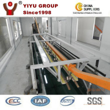 Electrostatic Powder Coating Machine Line for Metal Products
