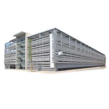 Fiber Glass Insulated Peb Flexible Customized Design China Steel Structure