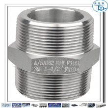 a/SA182 F316L 3m Forged Stainless Steel Hexagon Nipples
