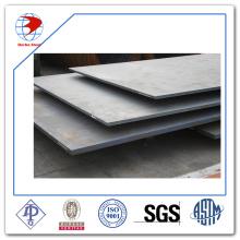 Placas de acero laminado en caliente A36 Ss400 Q235B S235jr S355jr