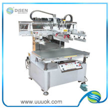 Semi-automatic silk screen printing machine
