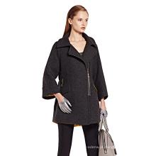 casacos de inverno de cashmere para senhoras