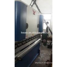 Prix de la machine à cintre à plaque hydraulique WC67Y-40T / 2200
