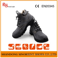 No Name Brand Black Hammer Safety Shoes