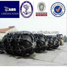 défenses pneumatiques de remorque de bateau gonflable de yokohama