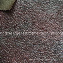 High Qaulity Breathable PU Furniture Leather (QDL-FB049)