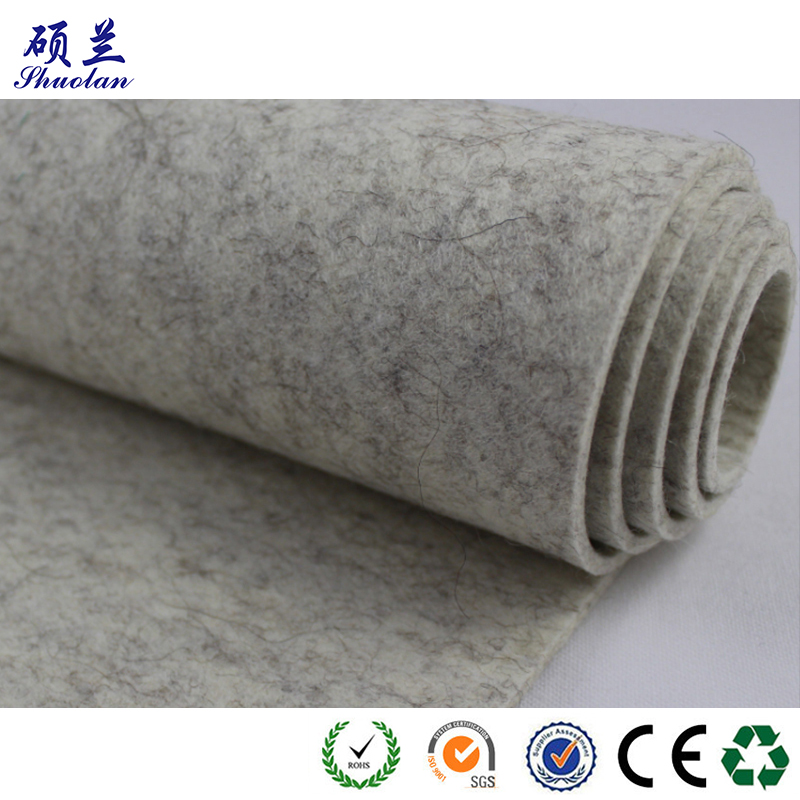 High Quality Polyester Felt Fabric