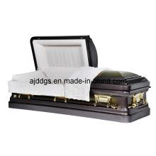 American Style Metal Casket (18038250)