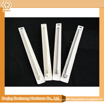 Wholesale High Quality Adjustable Shower Curtain Rod Twist Cafe Rod